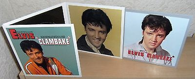 """Elvis Presley Cd """"Clambake"""" 2006 Ftd #56 You Don't Know Me 1967 Studio Sessions"""