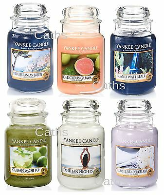 Yankee Candle Sale Large Jars Reduced and Limited Edition Fragrances