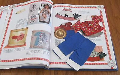 Shirley Temple Ideal Red Floral Shirt & Blue Pants Set For St-12