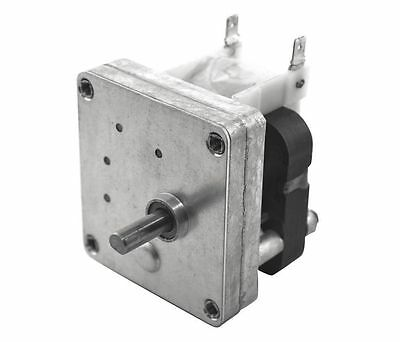 Dayton Model 52JE27 Gear Motor 7 RPM 1/150 hp 115V
