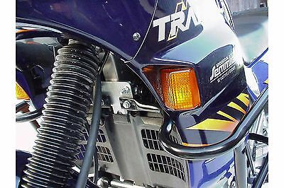 Protection Pare Carter Crashbar Sw-Motech Noir  Honda XL 600 V Transalp (87-99).