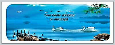 30 Personalized Return Address Labels Scenic Buy 3 get 1 free (bo 891)