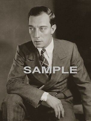 The Ultimate BUSTER KEATON PHOTO