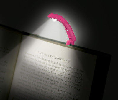 The Really Tiny Book Light - Pink