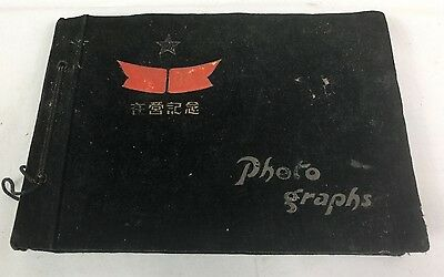 WWII Imperial Japanese Army Soldiers Photo Album - 75 photos