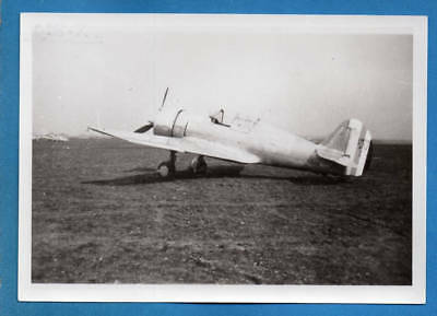 1935 France ALA Curtiss H-75-C1 AKA P-36 Hawk Fighter Photo