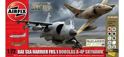 AIRFIX® A50134 Dogfight Doubles (BAe Sea Harrier FRS.1 vs. A-4P Skyhawk) in 1:72