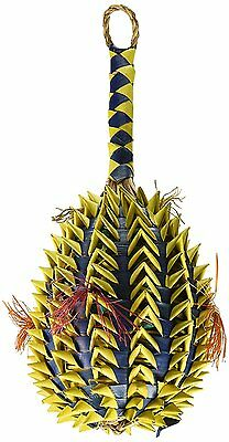 NEW Planet Pleasures Pineapple Foraging Toy Large 23 x 11cm Parrot Parakeet Toy