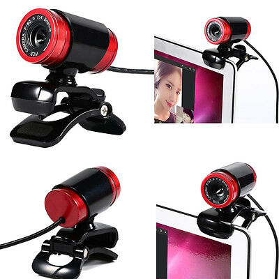 USB 50 Megapixel HD Camera Web Cam 360° For Computer Laptop PC With Microphone
