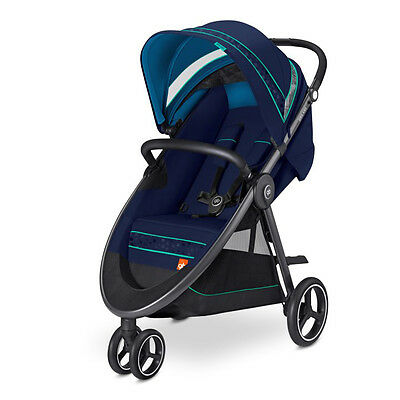 Silla de paseo Goodbaby Biris Air 3 Seaport Blue Blue