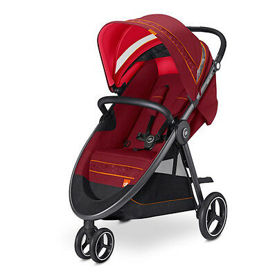Silla de paseo Goodbaby Biris Air 3 Dragonfire Red Red