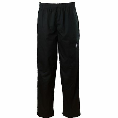 Chef Revival P020BK-L Black Large Baggy Chef Pants