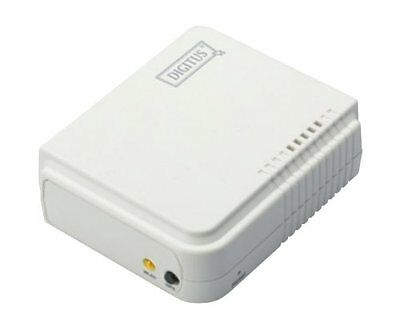 Digitus USB 2.0 Wireless LAN Print Server