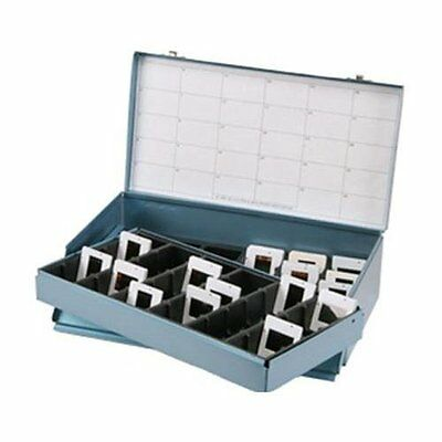 Logan Electric Slide File, Archival Double Decker Metal Storage Box Holds 1500