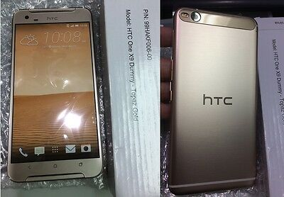 **High Quality**  Dummy HTC One X9 Topaz Gold  display toy (not real phone)