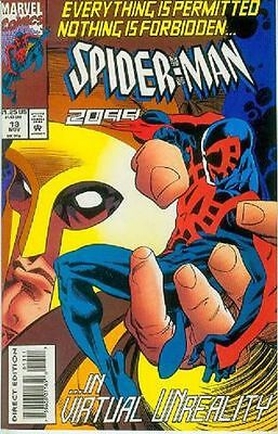 Spiderman 2099 # 13 (USA, 1993)
