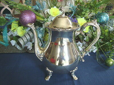 International 1847 Rogers Bros REFLECTION TEAPOT    #9202