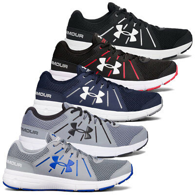 Under Armour 2017 Mens UA Dash RN 2 Running Trainers Gym Training Shoes