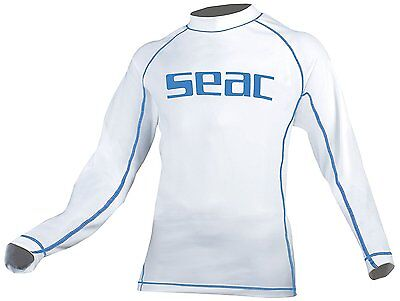 Seac Sunguard Long T-Shirt Anti-Uv Ragazzo Maniche Lunghe
