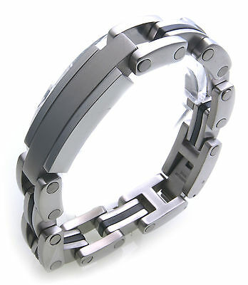 High Quality Wristband Stainless Steel Men's Necklace Hardwear land-surveyors