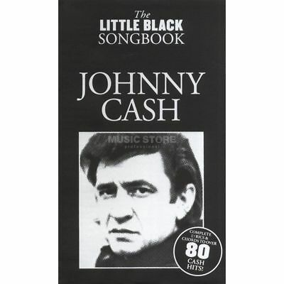 Wise Publications Wise Publications - The Little Black Songbook: Johnny Cash