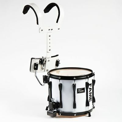 """Fame Fame - Prof.B Marching Snare 14x12"""" Birch, inkl. Tragegestell"""
