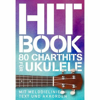 Bosworth Music Bosworth Music - Hit Book - 80 Charthits für Ukulele