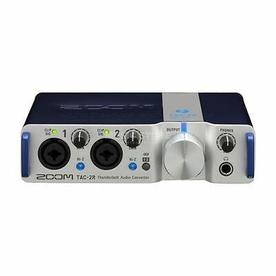 Zoom Zoom - TAC-2R Thunderbolt Audio-Interface