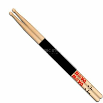 Vic-Firth Vic-Firth - Nova Drum Sticks 5A, Wood Tip