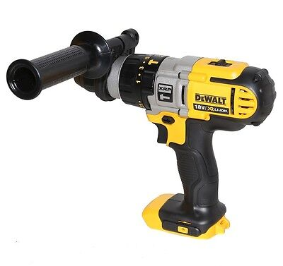NEW DEWALT 18V XR Li-Ion Cordless 3 Speed 22 Position Hammer Drill Driver