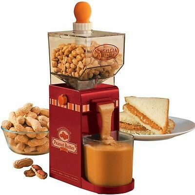 110V/220V Dinner Retro Style Household Electric Peanut Butter Maker Machine