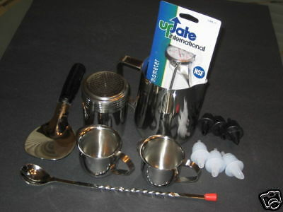 Espresso Set (13)  Pieces  Free Shipping Us Only