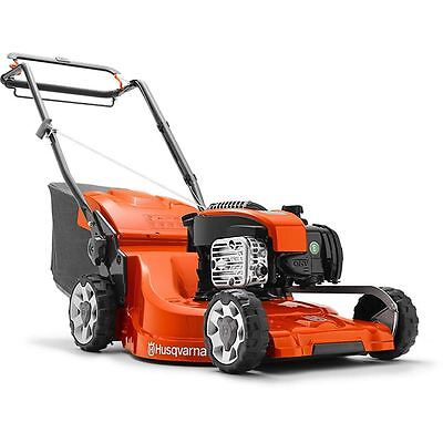 HUSQVARNA LC247S 47cm Petrol Self Propelled Lawnmower