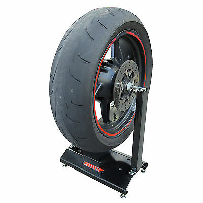 Motorcycle Wheel Balancer By Tech 7 Stand Track Day Portable