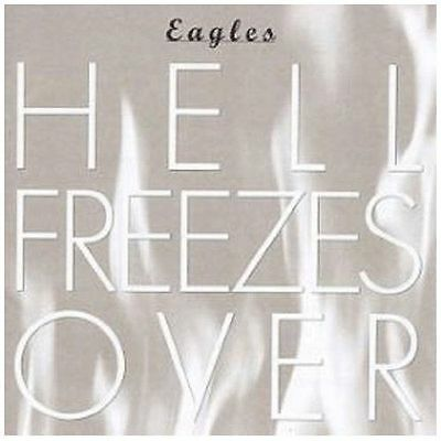 The Eagles ~ Hell Freezes Over ~ NEW CD (sealed) ~ The Eagles Live