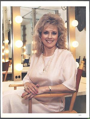 Connie Smith, Grand Ole Opry Star in 1992 Magazine Clipping, Barbara Mandrell