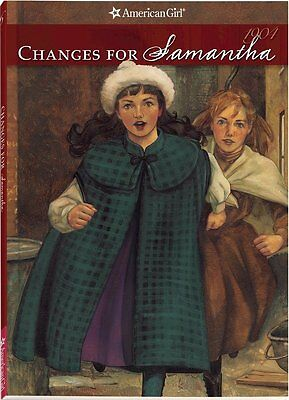 American Girl BOOK SAMANTHA #6 CHANGES FOR PAPERBACK Doll Historical Story NEW