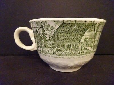 **pastoral (1) Green Cup Only Taylor, Smith & Taylor #3-R
