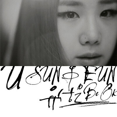 YOO SUNG EUN - Be OK (Vol.1 Mini) CD KPOP K-POP