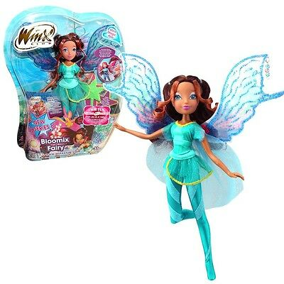 Winx Club - Bloomix Fairy - Doll Aisha Layla 28cm