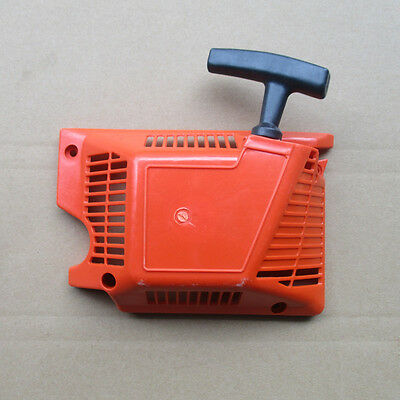 Orange Recoil Pull Starter Fit  Chinese Chainsaw 4500 5200 5800 45CC 52CC 58CC