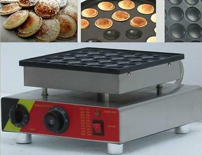 Various Commercial Electric Poffertje Mini Dutch Pancake Maker Iron Baker E