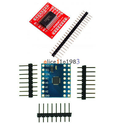 PCF8575 Extension Shield Module 16 bit IIC I2C I/O SMBus I/O ports For Arduino