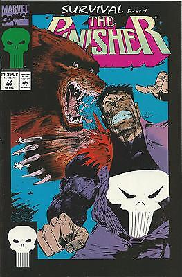 Punisher #77 (Marvel)  1St Series 1987