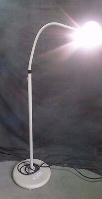 Select Medical Products 551 Goose Neck Floor Exam Lamp USED
