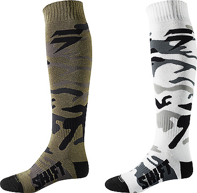 Shift White Label Socks - Motocross Dirtbike Offroad ATV Mens
