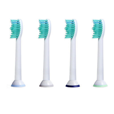 AU Generic Philips Sonicare HX6013/64 Proresults Brush Head Standard, 4 Count