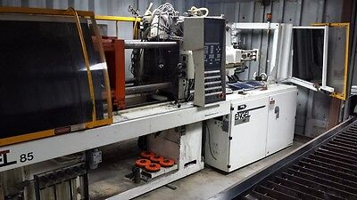 Engel ES 330 85 Ton 5 Oz Silicone LIM Injection Molding Machine CC 90 330/85