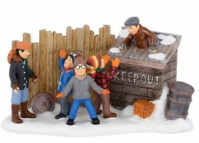 A Christmas Story Bullies In the Alley BRAND NEW Free Shipping