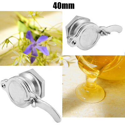 Stainless Steel Honey gate HoneyTap Honey Valve with No-Drip Sliding Spout